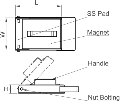 plate-type-magnetic-separator